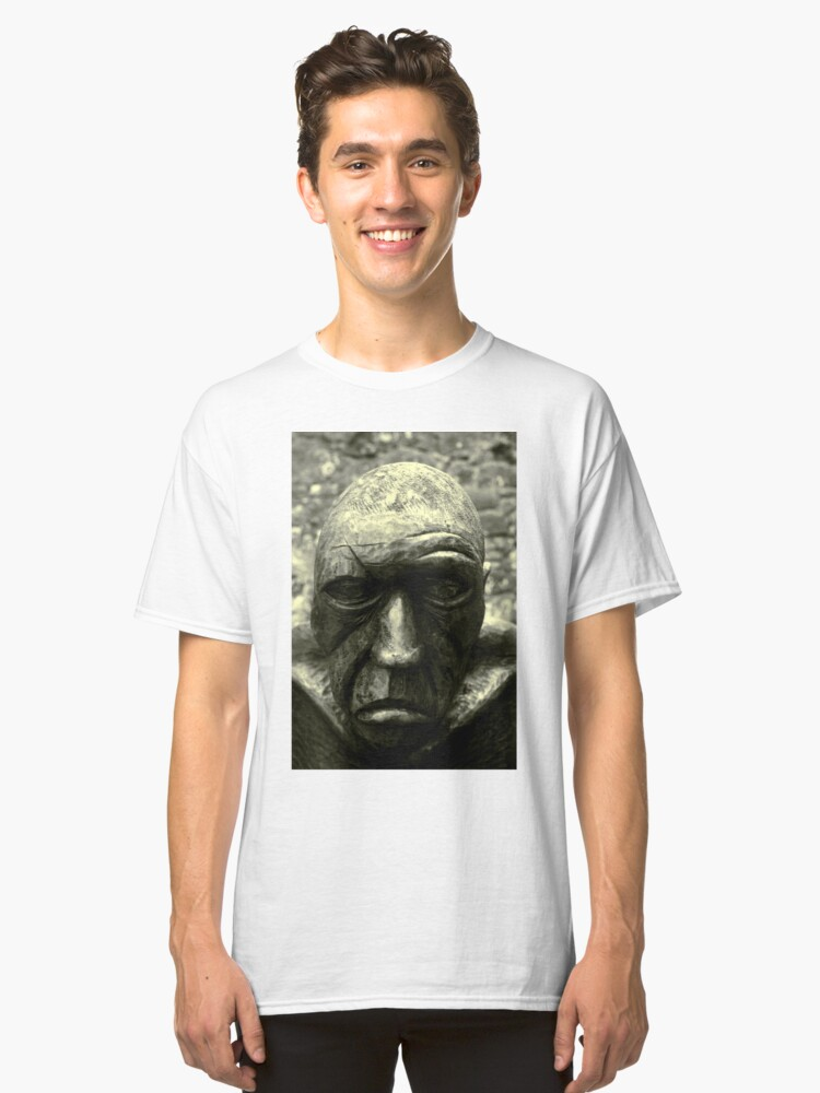 Misery Classic T-Shirt Front
