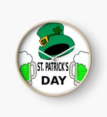 St Patrick's Day 2019 New.Do not wait ahead and buy Clock