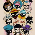 Pirates Squad by xiaobaosg