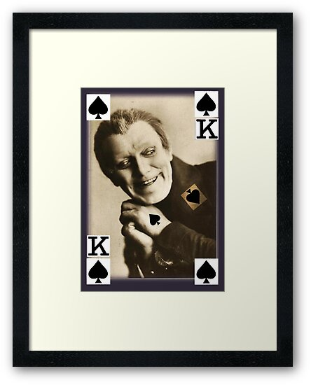 KING OF SPADES by Tammera
