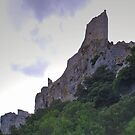 Château de Peyrepertuse by WatscapePhoto