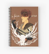 trust your imperator  Spiral Notebook