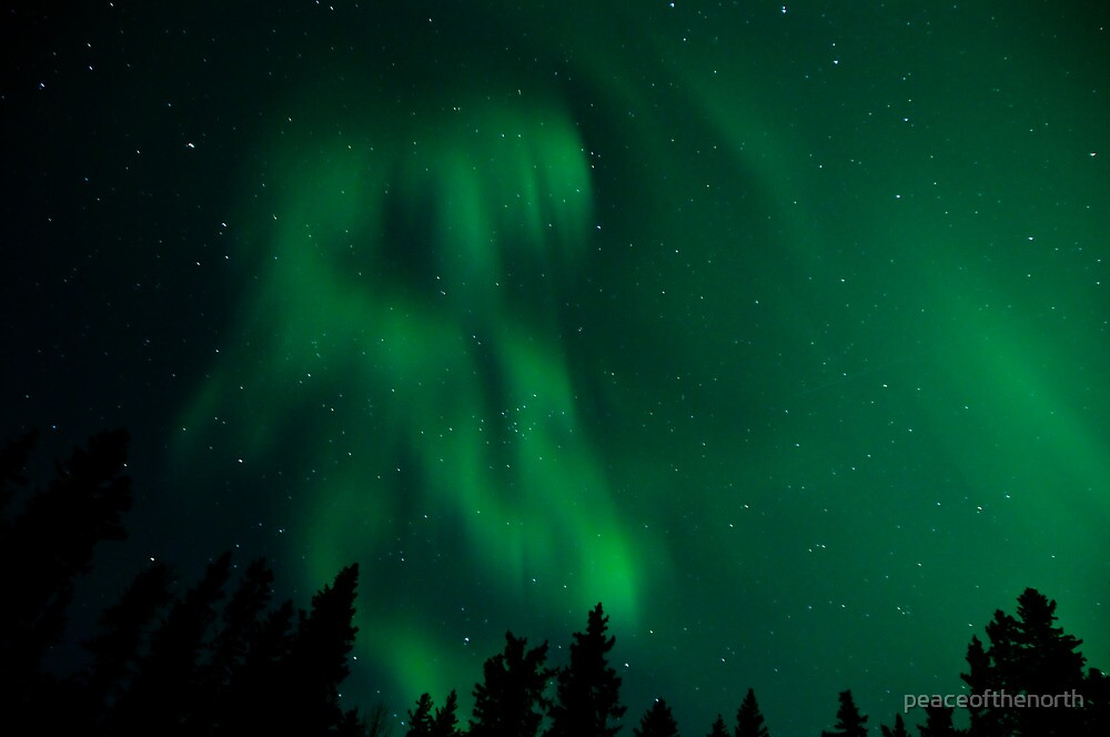 Auroras By Sandra by peaceofthenorth