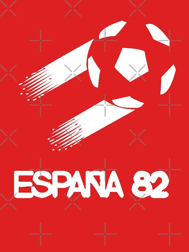 Weltmeisterschaft Spanien 1982 von threeampersands