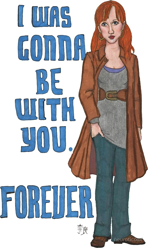 Donna Noble by neuroticowl