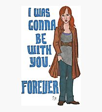 Donna Noble Photographic Print