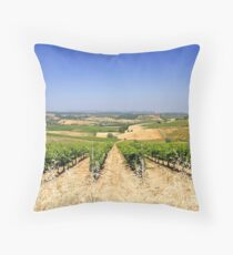 Chianti Hills  Throw Pillow