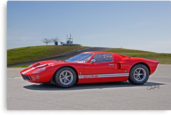 2008 Ford GT by DaveKoontz