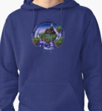 Kingdom of Zeal - Chrono Trigger Pullover Hoodie