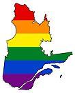 Quebec Pride by Sun Dog Montana