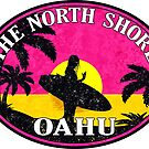 Surf North Shore Hawaii Surfing Oahu Surfer by MyHandmadeSigns