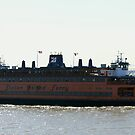 Staten Island Ferry by CMCetra