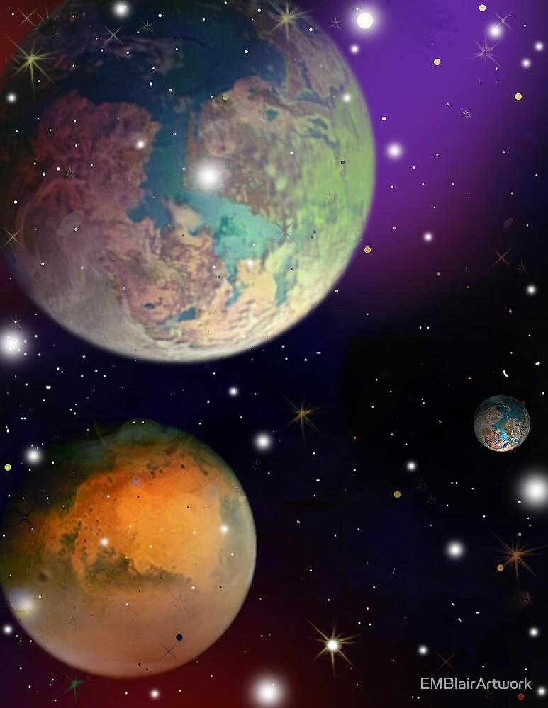 Cosmos by EMBlairArtwork