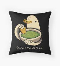 quacamole! Throw Pillow