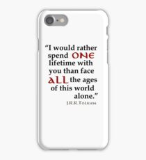 All the Ages iPhone Case/Skin