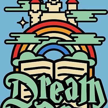 Dream On by artlahdesigns