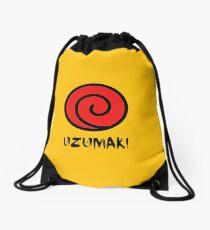Uzumaki Clan Symbol Drawstring Bag