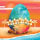 Easter Island by Karin Taylor