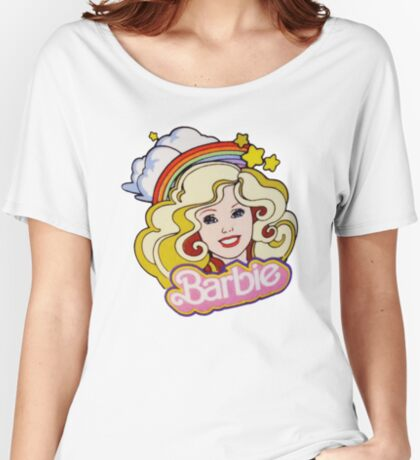 barbie Relaxed Fit T-Shirt