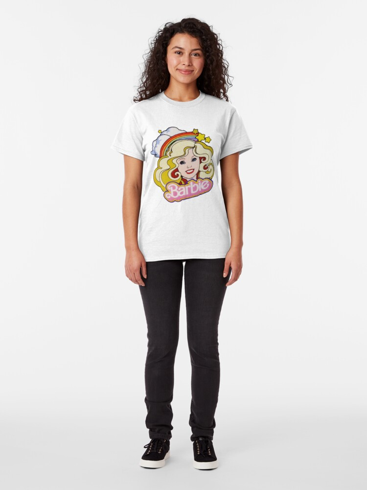 Alternate view of barbie Classic T-Shirt