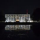 treasury building canberra june  2015 by Kym Bradley