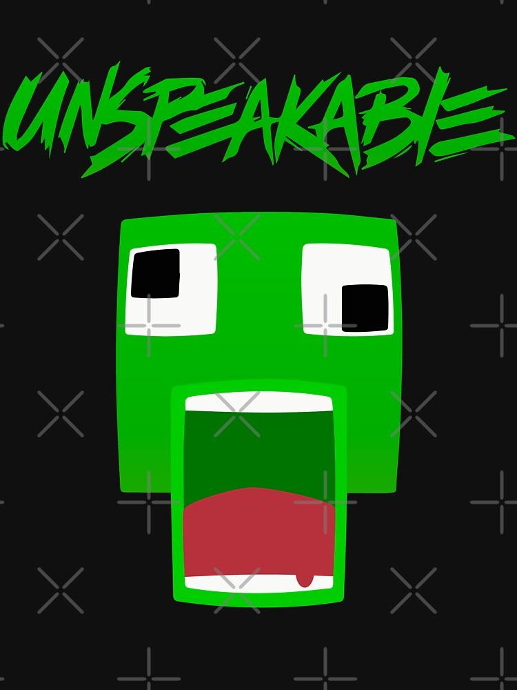 UNSPEAKABLE Fan Art by BlackRavenOath
