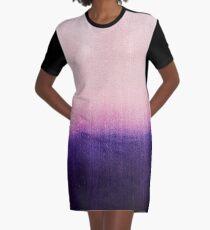 BLUR / Abyss Graphic T-Shirt Dress