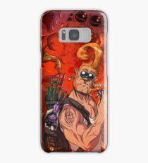 Bug & Stump Decay Cover Samsung Galaxy Case/Skin