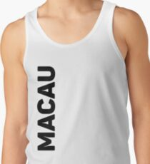 Macau T-Shirt Men's Tank Top