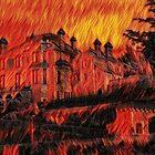 Verbrennt das Haus von missmoneypenny