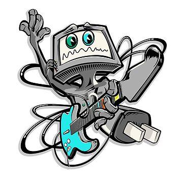 Crazy rock star by stylebytara