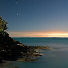 Coromandel night by Paul Mercer