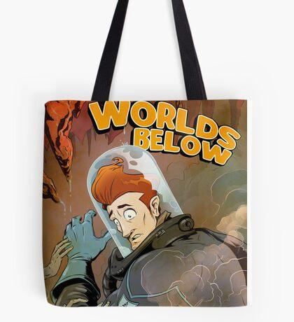 Worlds Below Tote Bag