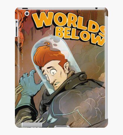 Worlds Below iPad Case/Skin