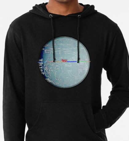 ^FTER M^TH by RootCat Lightweight Hoodie