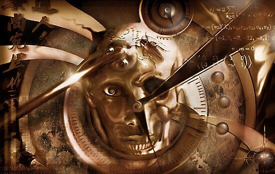 Last Machine by Cliff Vestergaard