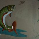 Brook trout #2 by cdcantrell