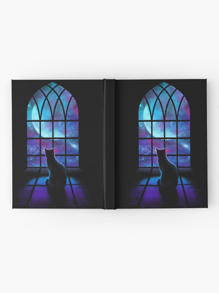 Alternate view of I Need Space Hardcover Journal