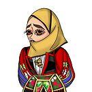 Abito tradizionale di Orgosolo - Traditional Sardinian dress by Lu1nil