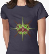 Asfi Women's Fitted T-Shirt