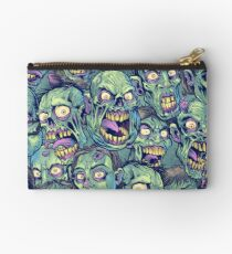 Zombie Repeatable Pattern Studio Pouch