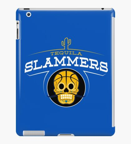 Tequila Slammers iPad Case/Skin