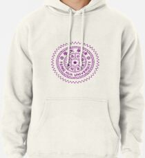 Tsinghua University Beijing Logo Pullover Hoodie