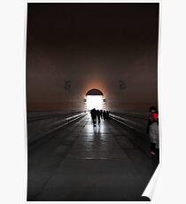 Beijing Forbidden City 2 Poster