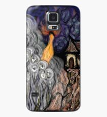 Meditation One Case/Skin for Samsung Galaxy