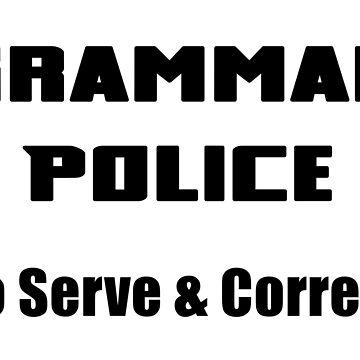 Grammar Police by imphavok
