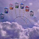 Carnival in the Clouds !! by Dianne English