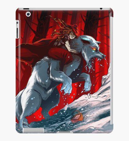 Red Riding Hood iPad Case/Skin