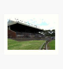 North Melbourne Football Ground,Arden street,NorthMelbourne Art Print