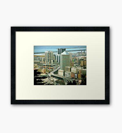 Genova, Italy Framed Print